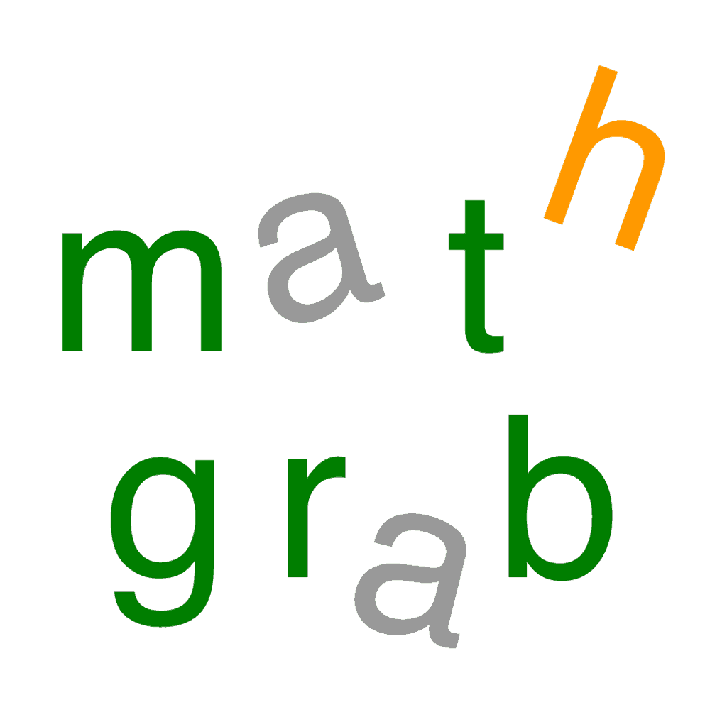 Math Grab released for iPhone